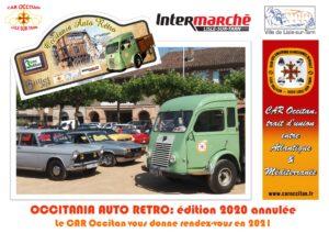 4ème «Occitania Auto Rétro»